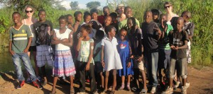 Children group photo